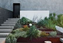 Styleguide // Rustic Modern / Concreet // White  // Wood