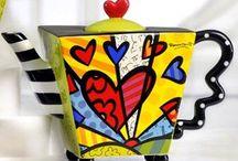 Have a little teapot.... / by A Anson