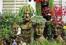 merveilles au jardin / Nature apprivoisée