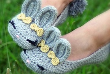 Crochet Slippers, Shoes & Co