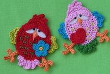 Crochet Applique & Little Things