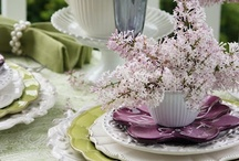 Table Setting and Decorating