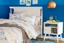 DwellStudio Mid-Century Baby + Kids / DwellStudio's Mid-Century line of furniture for babies and kids in inspirational nurseries, boys' rooms and girls' rooms.