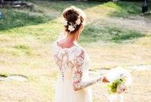 I know I shouldn't but...wedding inspiration ♡