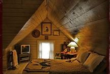 Tiny Spaces / I'm fascinated by tiny spaces
