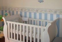 Baby Aviator ~ baby boy room / Boys airplane theme, boys aviation themed nursery