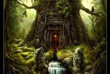 Short Stories: Gems of Nature / My first Latanica Saga short story