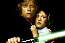 Star Wars / I admit it... I'm a Star Wars geek. :-P