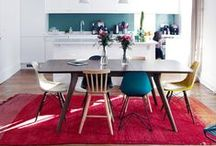 • dine • / Inspirational dining rooms.