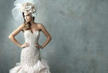 Wedding Dresses / Wedding dress inspirations and ideas!