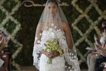 Wedding Veils / wedding veil inspiration and ideas for the bride
