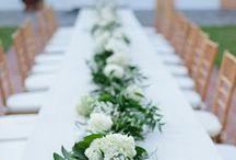Centerpieces / Wedding centerpiece inspiration and ideas!