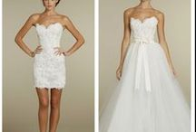Wedding Reception Dresses / Wedding reception dress ideas and inspiration!