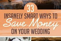 Wedding on a Budget / wedding on a budget how tos, diys, and tips for a cheaper wedding