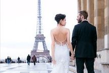 French Wedding / French wedding inspiration and ideas!
