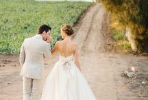 Country Wedding / Country wedding inspiration and ideas!
