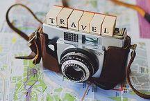 Partir / futurs voyages, j'espère.....
