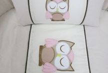 "Birds nursery ~ baby girl room / All things ""chirpy"""