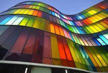 Arquitectura de colores / #architecture #arquitectura #colores