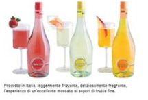 Elunes Moscato / Ultra Premium Drink. Fresco, dissetante moscato + essenze di frutta. Prodotto in Italia.