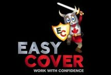 EasyCover / EasyCover offers: - A super easy and convenient instant online quote tool  - Very affordable rates  - find some of the best and lowest prices available in Canada! - Complete Coverage - protection for a wide array of professionals - Personalized Protection - providing custom tailored coverage plans  EasyCover insurance solutions are for a wide array of professions, including: contractors, consultants, professional services such as financials, legals and more.