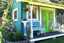 TINY HOME Living / by Tara-Lynn Elizabeth