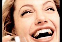 the most beautiful smile / kahkaha atarken niye yüzümüzü gökyüzüne çeviririz :)