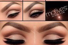 .:Chic Make-up | Beauty Tips:. / Great, chic-style make-up for daytime and nighttime--work to play!