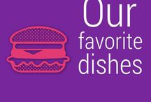 Food / Here we'll put some of the dishes that we love