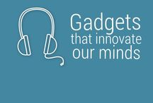 Technology / Here we'll put every gadget that has to be on your next to-buy list.
