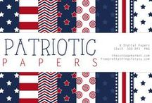 Patriotic Crafts / Memorial Day, Independence Day, Veteran's Day crafts and more.