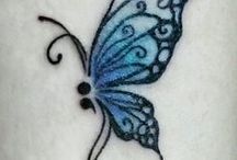.:Lovely Tats:. / IF I ever mustered up the courage to go through with getting a small and dainty tattoo, these are some of the ideas I'd use for starting blocks of inspiration...<3