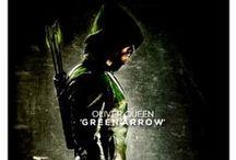 Arrow / Green