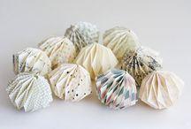 Origami / Jouer avec le papier