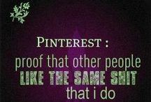 PINTEREST HUMOR / Are you hooked on Pinterest?