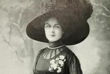 1910 Vintage / Vintage fashion and style from 1910-1919