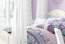 Bedrooms for Big Kids / Ideas for making your child's room a place to have fun, relax, and sleep soundly! Decorating and DIY tips, sure to have that kid's room looking good!