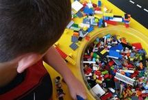 Learning with Lego / Various hands on activities and homeschooling resources for math, art, science and more. Fun learning using Lego in individual challenges or group projects.