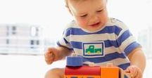 Busy Babies / Ideas for activities, projects, sensory bins, & toys - all the things to keep babies busy, active and entertained.
