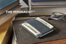 Minimalist Wallet / by CAPSULE