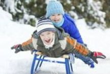 Christmas & Winter Fun  / Anything related to winter or the holidays