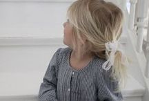 Little Girls' Clothing / In every girl is a goddess. -- Francesca Lia Block  / by Stormi