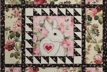 Quilts / Quilts made with love age with time, but never lose their warmth. / by Stormi