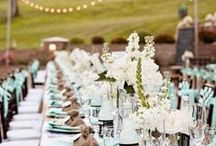 Inspirations for the wedding reception / Details, ideas, inspirations, colors, decorations for wedding reception.
