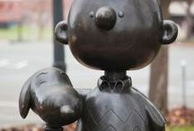 Snoopy!!(and friends) / by Stormi
