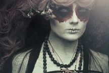 Dia de los Muertos [RESERVED] / Getting inspired for next photoshoot :)