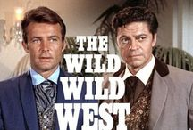 The WILD WILD WESTerns / by C W