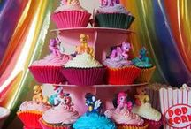 PONY THEMED B'DAY PARTY 16/8 [DONE] / Party stuff ~* <3