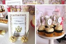 she creates | girl baby shower / All the girl baby showers styled by me.
