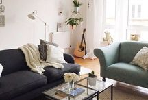 Living Room Inspiration / by Louise H